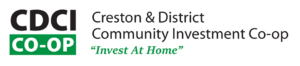 UCCC Welcomes Creston & District Community Investment Co-op